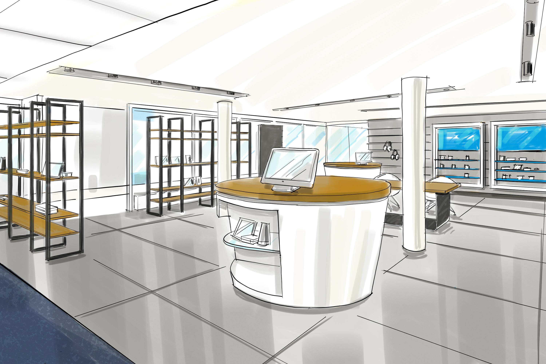 Neues Ladenkonzept für Oldenburger Traditionsunternehmen